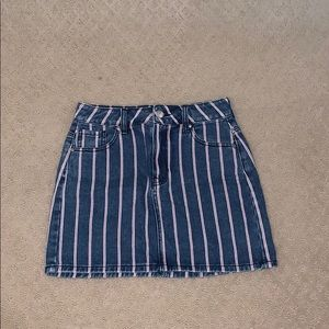 Dresses & Skirts - Pac Sun Jean Skirt